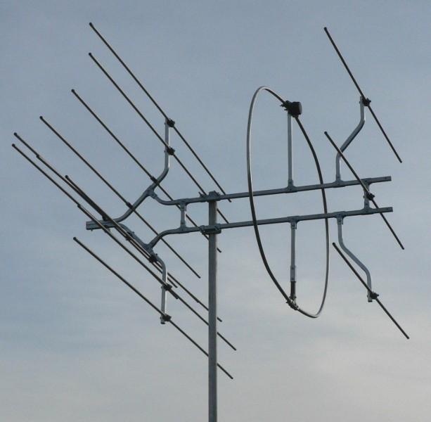 FM radio Aerials